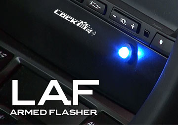 LOCK音 ARMED FLASHER